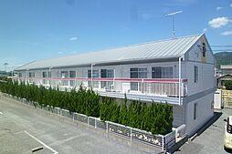 グリーンライフ西福間B[1階]の外観