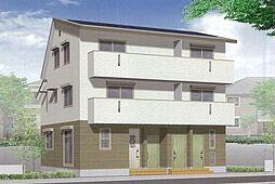 オリナス椎名町[301号室]の外観