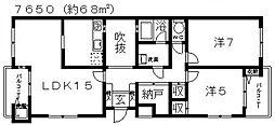 古市駅 6.5万円