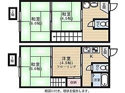 江波駅 6.0万円
