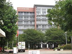 私立日本大学生産工学部まで661m、日大津田沼キャンパスにも通いやすい距離です