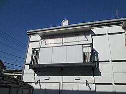 神奈川県小田原市酒匂5丁目の賃貸アパートの外観