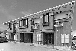 カンパーニュA[1階]の外観