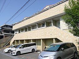キャラハウス[1階]の外観