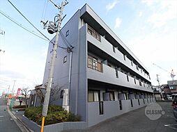 大阪府吹田市岸部中5丁目の賃貸マンションの外観
