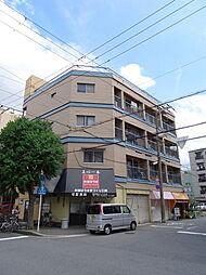千島マンション[4階]の外観
