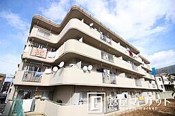 愛知県豊田市曙町2丁目の賃貸マンションの外観