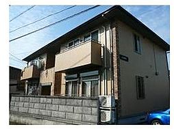 神奈川県平塚市豊田宮下の賃貸アパートの外観