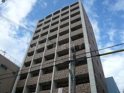 アスヴェル心斎橋東II[4階]の外観