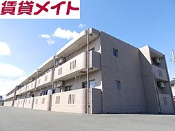 三重県鈴鹿市長太栄町2丁目の賃貸マンションの外観