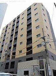 東京都千代田区外神田の賃貸マンションの外観