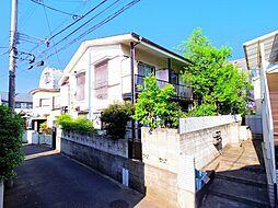 東京都西東京市住吉町2丁目の賃貸アパートの外観