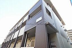 神奈川県横浜市港南区上永谷6丁目の賃貸アパートの外観