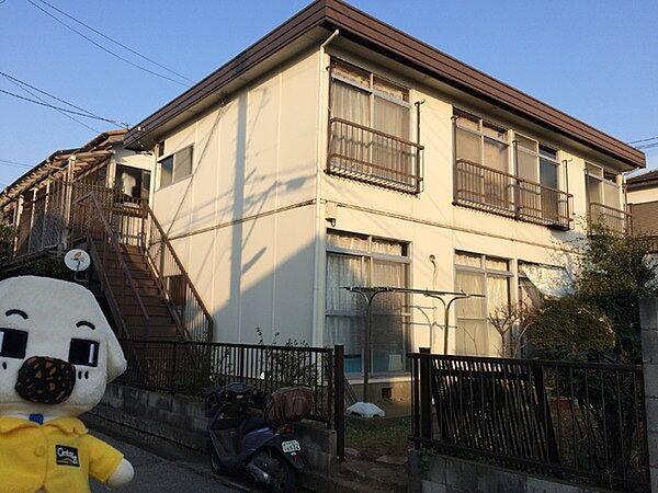 鎌ヶ谷コーポ[2階]の外観