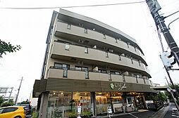 京都府長岡京市今里西ノ口の賃貸マンションの外観