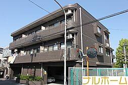 大阪府大阪市平野区瓜破東1丁目の賃貸マンションの外観