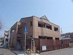 兵庫県神戸市西区前開南町2丁目の賃貸アパートの外観