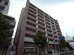 兵庫県神戸市灘区都通2丁目の賃貸マンションの外観