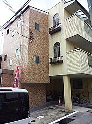 兵庫県尼崎市東難波町5丁目の賃貸マンションの外観