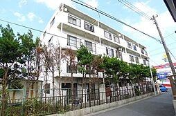 三浦マンション[402号室]の外観