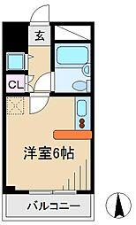 ワコーレ染井[3階]の間取り