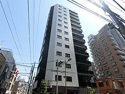 パークアクシス上野松が谷[9階]の外観