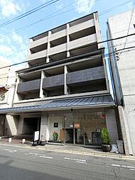 京都府京都市中京区山本町の賃貸マンションの外観