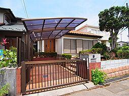 [一戸建] 千葉県松戸市二十世紀が丘戸山町 の賃貸【/】の外観