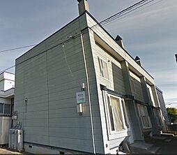 [テラスハウス] 北海道札幌市東区北二十四条東21丁目 の賃貸【北海道 / 札幌市東区】の外観