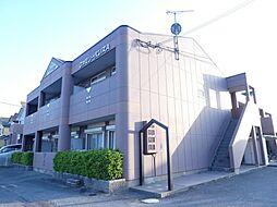 ファミリーパレスA[2階]の外観