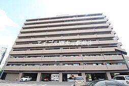アルファスマート庭瀬駅前[7階]の外観