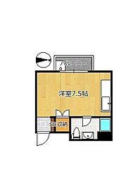 メゾンアミノ[3階]の間取り