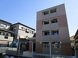 グレンツェン茨木[2階]の外観