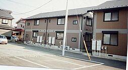 ボナールA[1階]の外観
