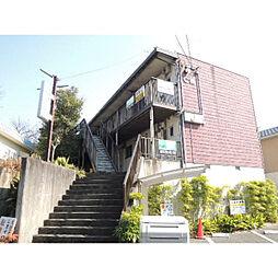 大阪府枚方市東中振2丁目の賃貸アパートの外観