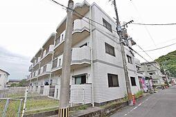 恒吉マンションC棟[2階]の外観