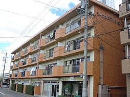 岐阜県可児市広見4丁目の賃貸マンションの外観