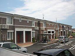 大阪府和泉市和気町3丁目の賃貸アパートの外観