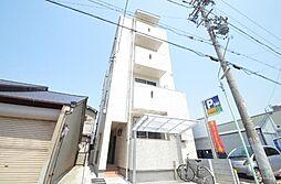 愛知県名古屋市中村区亀島2の賃貸アパートの外観
