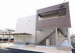 クレイノSAKURA[1階]の外観