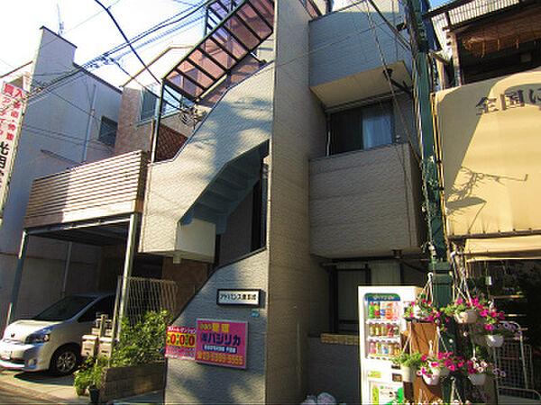 アドバンス東長崎 3階の賃貸【東京都 / 豊島区】