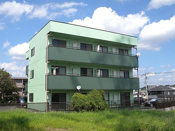 相沢第2ビル[3f号室]の外観