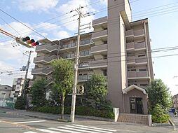 大阪府大阪市生野区巽南1丁目の賃貸マンションの外観