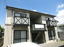 長野県松本市城東1丁目の賃貸アパートの外観