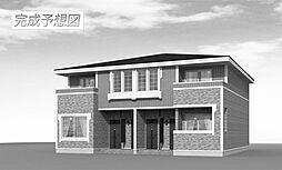 千葉県茂原市木崎の賃貸アパートの外観