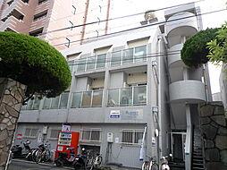 福岡県北九州市小倉南区北方2丁目の賃貸マンションの外観