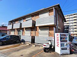 千葉県習志野市本大久保3丁目の賃貸アパートの外観