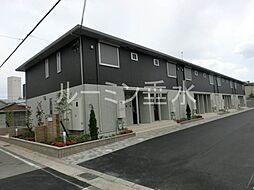 エクレール福井[2022号室]の外観