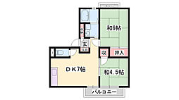 英賀保駅 3.6万円
