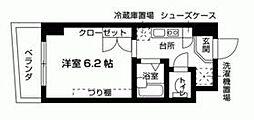 FCプレミール三田[7階]の間取り